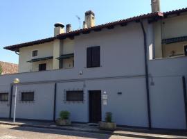Affittacamere Alla Fontana, Villa Vicentina