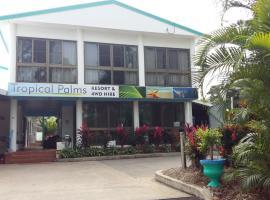 Tropical Palms Inn Resort, Picnic Bay