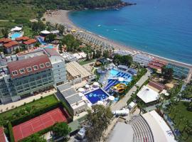 Sealife Buket Resort & Beach Hotel, Okurcalar