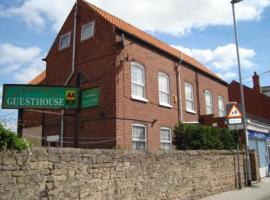 Acorn Lodge Guest House, Worksop