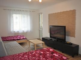 Mieszkanie Aluzyjna, Warsaw