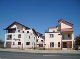 Pension Rosarium, Bacău
