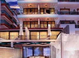 Nur Beach Hotel, Kas