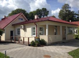 Allee Holiday House, Kuressaare