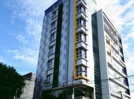 Lynt Hotel Jakarta, Giacarta