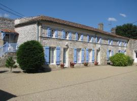 Chambre d'Hôtes Beaurepaire, Saint-Simon-de-Pellouaille