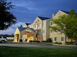 Fairfield Inn by Marriott Richmond, New Paris