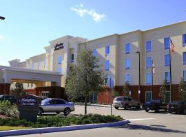 Hampton Inn & Suites Palm Coast, Flagler Beach