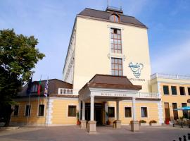 Danube Hotel, Silistra