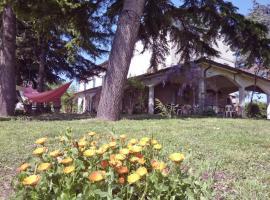 Casa Burani, Borzano