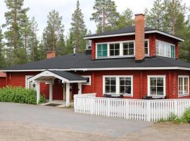 Lapin Mysteeri Cottages, Salla
