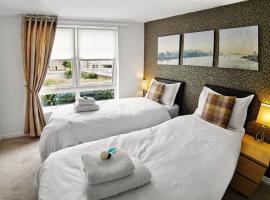 Thistle Apartments - King's Apartment, Aberdeen