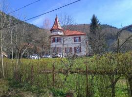 Castel Iezer, Braşov