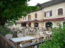 Hotel Restaurant L'Escale, Sainte-Nathalène