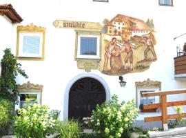 Ferienwohnung Aumühle, Freilassing