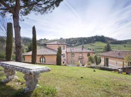 Villa Castelletto, Castelletto Molina