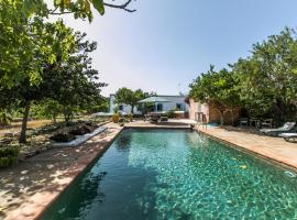 Casa Corazon Ibiza, Санта-Гертрудис-де-Фруитера