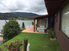 Casa Los Olivos, Pantano Redondo