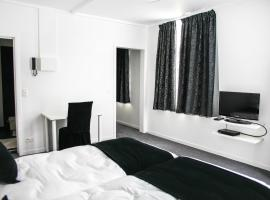 Tracotel Inn, Brussel