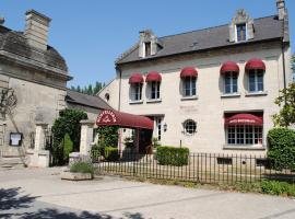 Hostellerie Le Griffon, Blérancourt