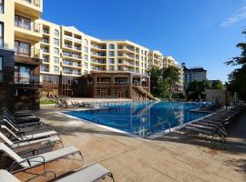 Apart Hotel Golden Line, Aranyhomok