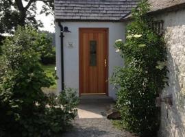 Barcloy Milk House, Kirkcudbright