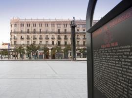 Hotel Pilar Plaza, Zaragoza