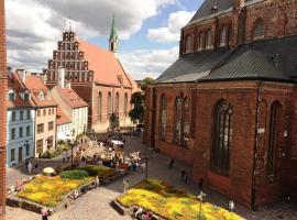 Comfy Riga - Apartment St. Peter's Church