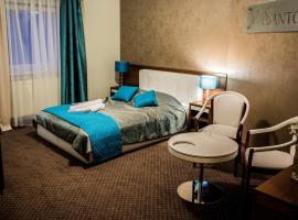 Hotel Santorini, Krzesławice