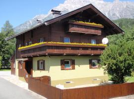 Apartment Wildbach, Leogang