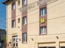 Hotel Le Collonges, Collonges-au-Mont-d'Or