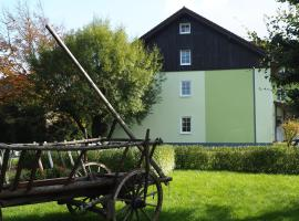 Rennsteighotel Herrnberger Hof, Neuhaus am Rennweg