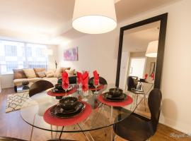 Royal Stays Furnished Apartments-Blue Jays Way, Toronto