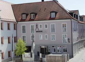 Altstadthotel Kneitinger, 아벤스베르크