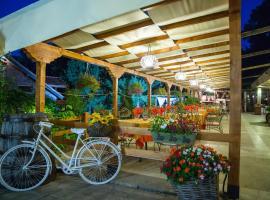Bryasta Hotel & Restaurant, Manoya