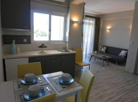 Pantheon Apartments, Chania Town
