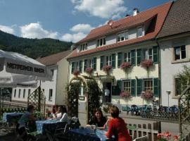 Gasthaus Schützen, Hornberg