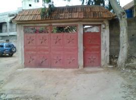Chandahouse, Toubab Dialaw