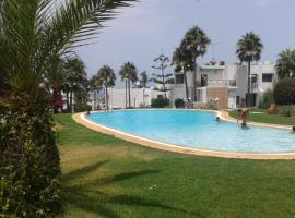 Villa Témara Plage, تمارة