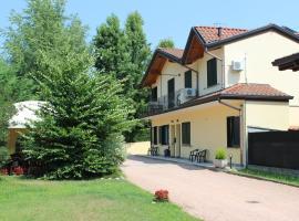 Villa Giglio, Arsago Seprio