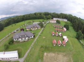 PALDA - Rekreační středisko, Rovensko pod Troskami