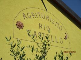 Agriturismo Rio Castello, Marina d'Andora