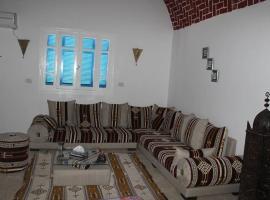 Ben Zid Apartment, Mezraia