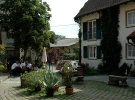 Landgasthof Zum Schwarzen Adler, Markt Nordheim