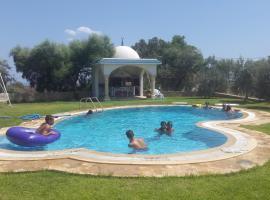 Villa Les Citronniers, Es Somaa