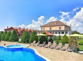 Veles Hotel, Fontanka