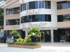 Hotel Parador, Panama Stadt
