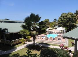 Hotel La Roussette, Anse aux Pins