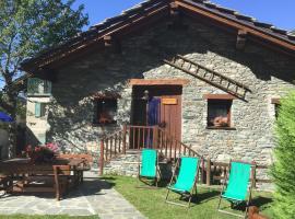 Casevacanza Val d'Ayas, Challand Saint Anselme