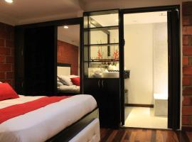 Entrepalmas Casa Hotel